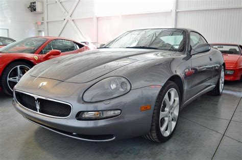 2004 Maserati For Sale by 2004 Maserati Coupe Gt For Sale 1899253 Hemmings Motor News
