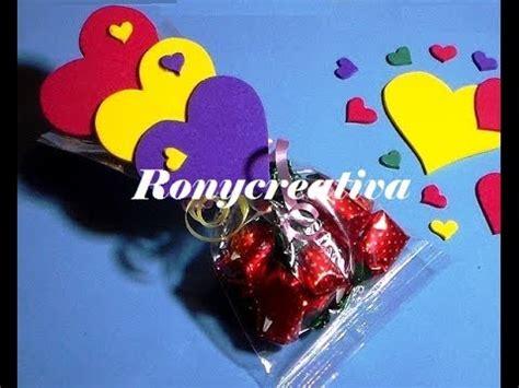 imagenes de amor y amistad en fomy como hacer corazones de fomi o goma eva candys heart diy