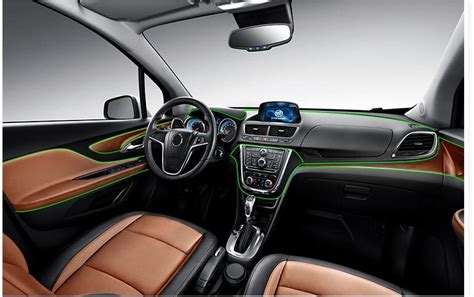2016 new modified interior accessories for opel astra