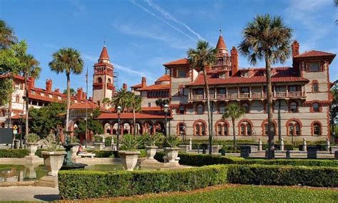 flaglers legacy tours st augustine fl