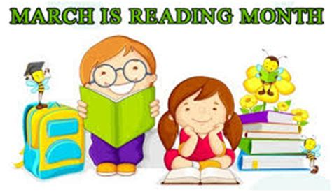 reading month themes 2011 march is reading month mcdonald elementary school