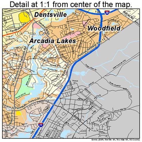 map of columbia south carolina columbia south carolina map 4516000