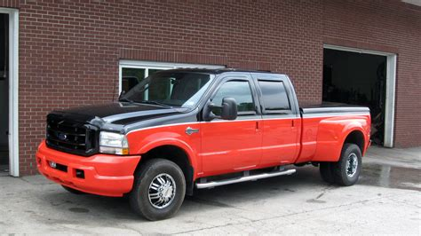 2004 Ford F350 by 2004 Ford F350 Dually Harley Davidson Edition Lot