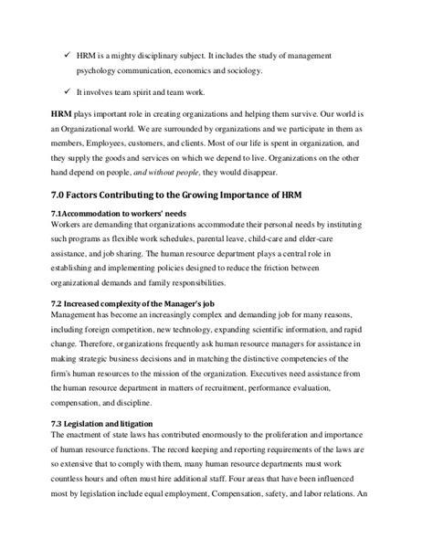 challenges human resource management challenges of human resource management
