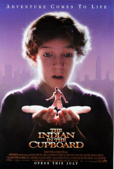 The Indian In The Cupboard - indian in the cupboard