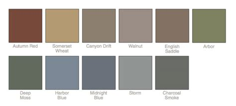 colors of vinyl siding vinyl siding colors from window world of dallas fort worth