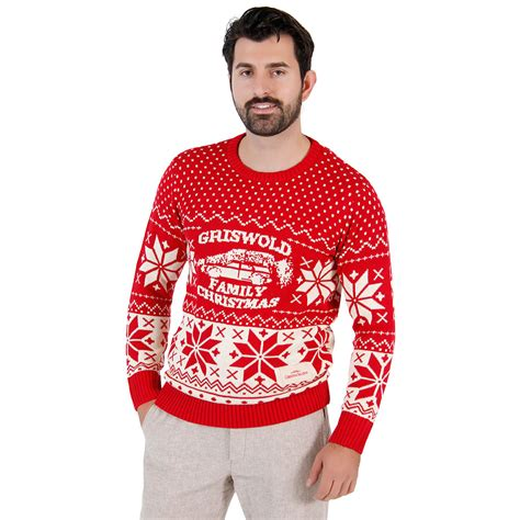 national loon griswold family christmas sweater
