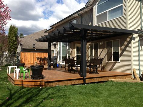 sunrooms pergolas patio covers vancouver sundecks