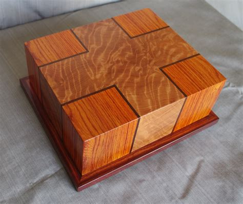 handmade wooden keepsake box jewelry box valet box solid
