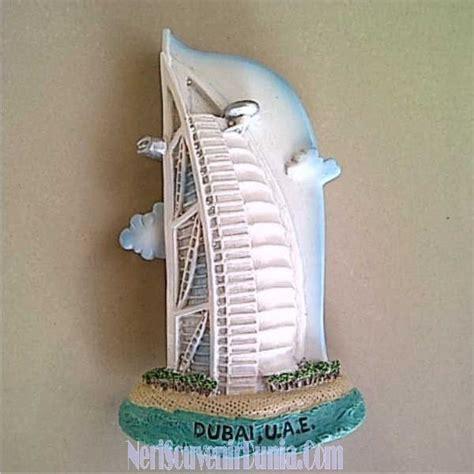 jual souvenir magnet kulkas dubai tower