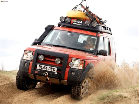 land rover discovery 4 off road 2004 land rover discovery off road image 61
