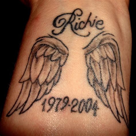small memorial tattoo small memorial tattoos pictures to pin on