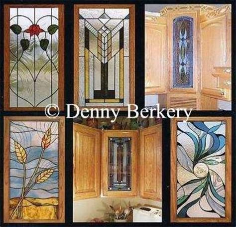 stained glass cabinet doors stained glass cabinet doors custom stained glass windows