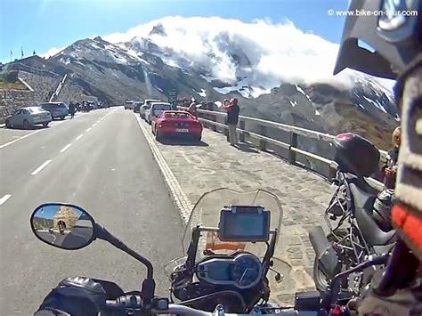 Motorrad Anmelden In Sterreich by Gro 223 Glockner Hochalpenstra 223 E 214 Sterreich Motorradtour