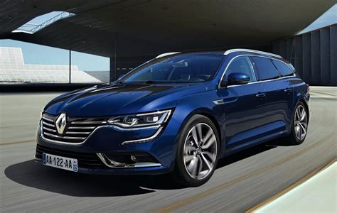 renault talisman estate new renault talisman estate first official photos and
