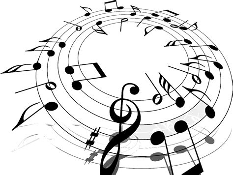 free design music images of music notes clipart best