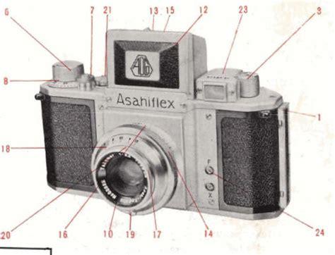 Asahiflexi Pentax Instruction Manual User Manual Free