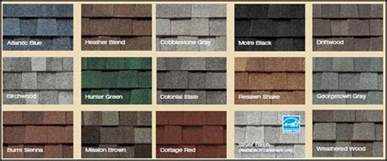 certainteed landmark colors certainteed landmark roofing shingles colors