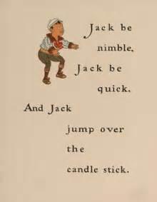 jack be nimble wikipedia