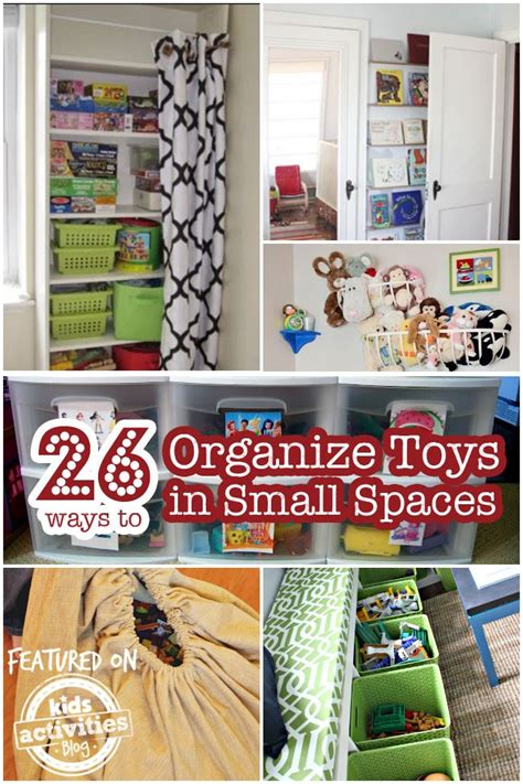 how to organize toys 26 ways to organize toys in small spaces toys small