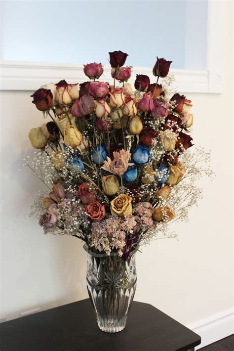 Dried Flowers by Drying Flowers Dreams Of Velvet