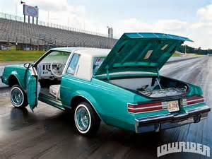 Lowrider Buick Buick Regal 1987 Lowrider Wallpaper 1600x1200 30286