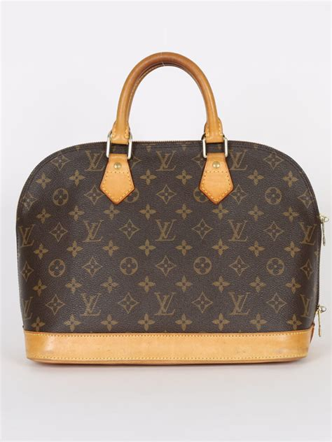 louis vuitton monogram alma pm louis vuitton alma pm monogram canvas luxury bags