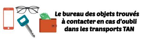 bureau des objets trouv駸 strasbourg nantes coordonn 233 es t 233 l 233 phone mail adresse