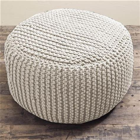 Knitted Bean Bag Knitted Bean Bag Interior Products Bean
