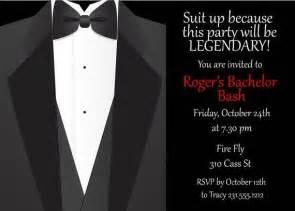 tuxedo bachelor invitation printable bachelor invite guys s