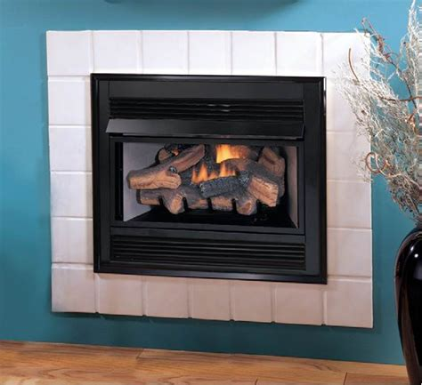 gas fireplace logs with blower vci3032 superior vent free gas fireplace insert with logs