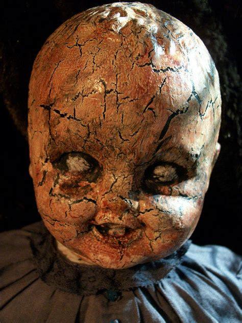 is my doll haunted quiz vintage haunted creepy spooky ooak from lorcheenas on
