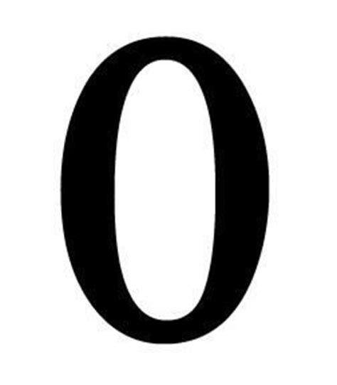 Numero Zero sognare il numero zero