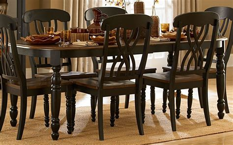Ohana Dining Table Ohana Black Rectangular Extendable Dining Room Set From Homelegance 1393bk 78 Coleman Furniture