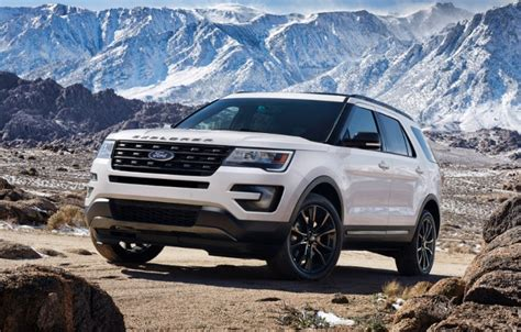 Ford Explorer 2020 Release Date by 2020 Ford Explorer Xlt Interior Release Date Changes