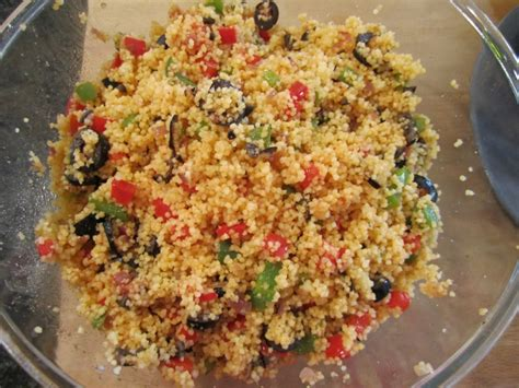 couscous recipe hot cooking