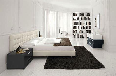 modern white bedroom ideas slaapkamer inrichten met een vloerkleed interieur inrichting