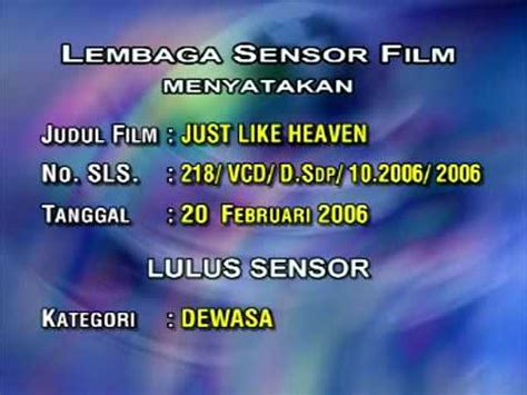 opening to just like heaven 2006 vcd