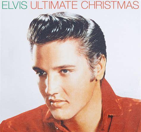 elvis presley ultimate christmas cd compilation discogs