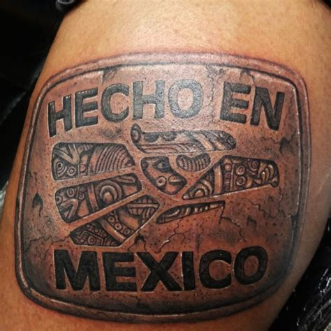 mexican pride tattoo designs collection of 25 mexican pride design