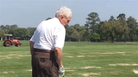 jackie burke golf swing jackie burke can still blast em down the range at age 93