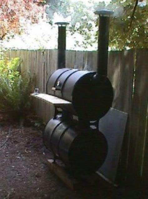 Backyard Smokers Plans by 25 Best Ideas About Bbq And Smoker On Smoked