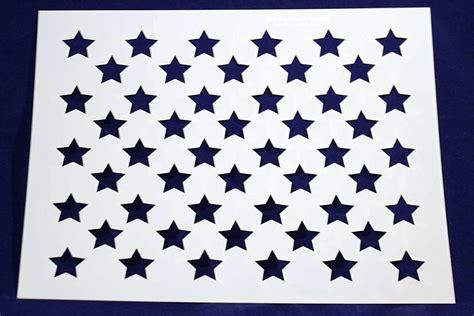 printable star stencil for american flag printable small american flag star stencil printable