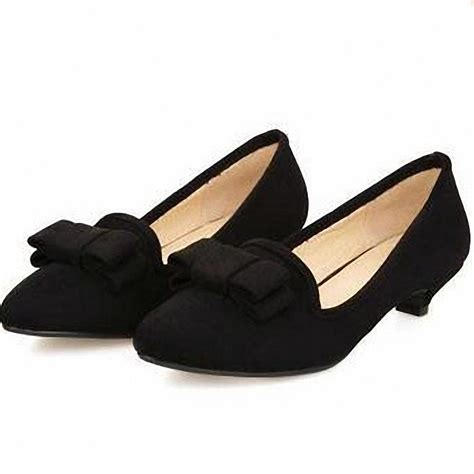 Pumps Comfortable by Sweet Bow Pumps Comfortable And Generous Shoes Pumps