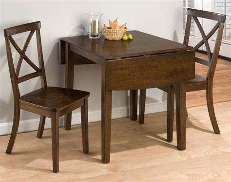 Kitchen Table With Leaf by Drop Leaf Kitchen Tables For Small Spaces