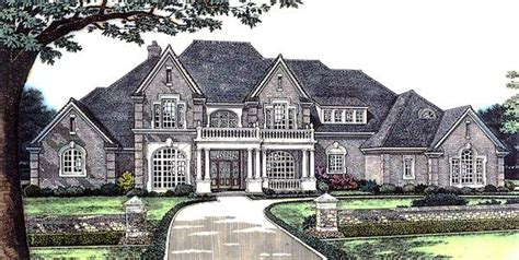 french tudor house plans european french country tudor victorian house plan 66026
