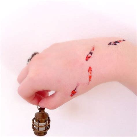 small koi tattoos tiny koi fish temporary koi fish gold fish