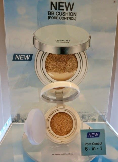 Laneige Bb Cushion Pore Malaysia fashion lifestyle travel fitness laneige bb cushion pore