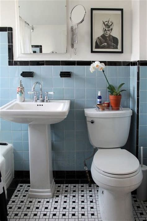 25 best ideas about retro bathrooms on pink