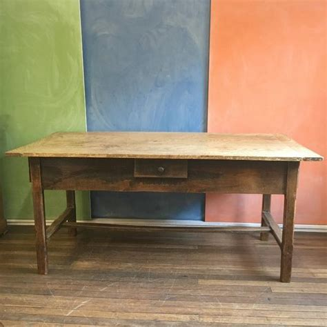 antique french work table of kitchen island c1700 s now in french farmhouse kitchen work table ben stoner antiques